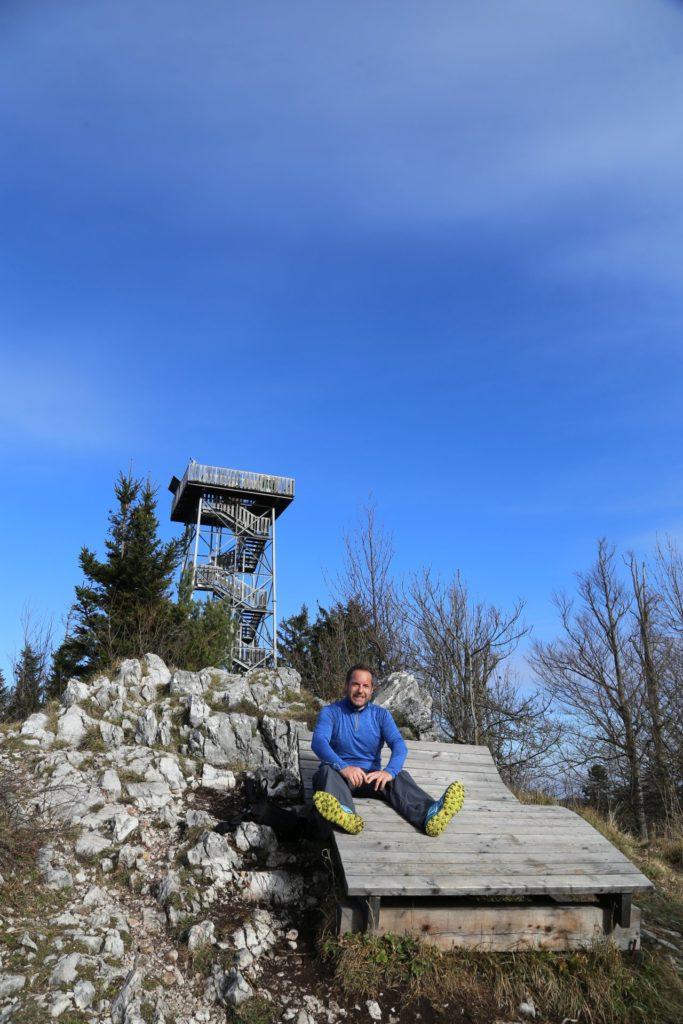 Relax mal wieder! - Aussichtsturm, Aussichtsturm Hohe Wand, Aussichtswarte, Himmel, Hohe Wand, Horizont, Liege, Natur, Sonnenliege, Wolken - WEISSINGER Andreas - (Dürnbach, Niederösterreich, Österreich)